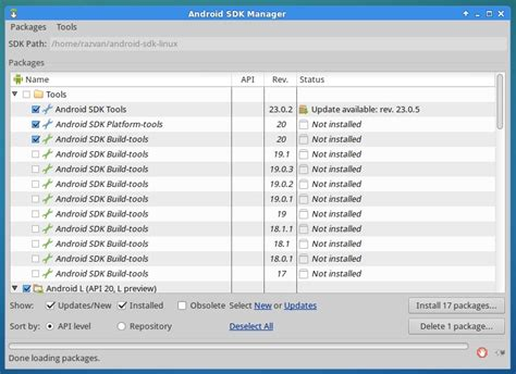 install android sdk ubuntu tutorial how to install android studio 0 8 12 on ubuntu 14
