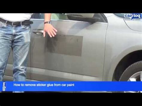 how to remove vinyl lettering how to remove sticker glue from car paint 4717