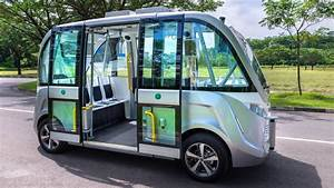 Singapore to use driverless buses 'from 2022' - BBC News