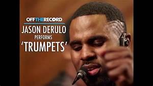 Jason Derulo Performs U002639trumpetsu002639 Off His New Album U002639talk