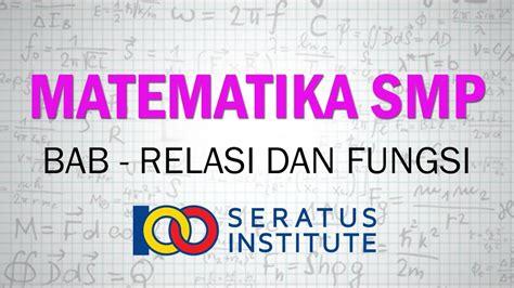 Relasi dan fungsi merupakan materi dalam ilmu matematika yang dipelajari ketika berada dibangku sekolah tingkat menengah atas. RELASI DAN FUNGSI Contoh soal dan Jawaban | Rumus SMP