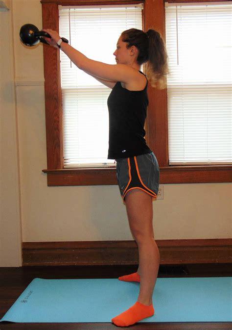 kettlebell workout body