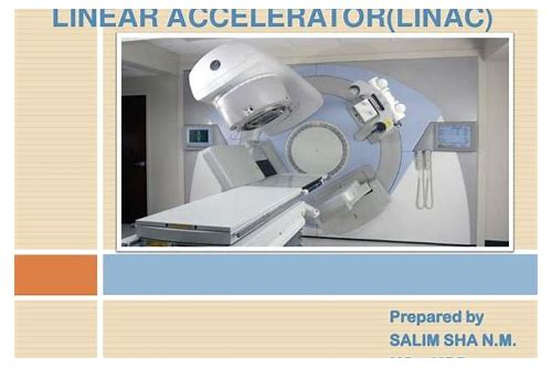 baixar de ppt slideshare on linear accelerator