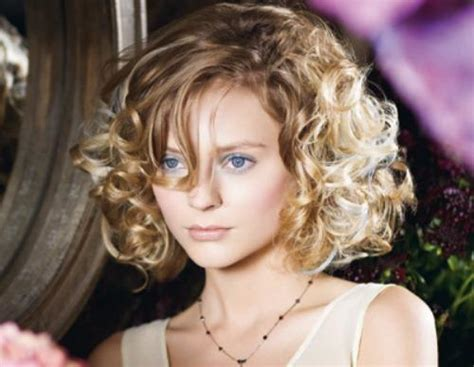 The Best Bob Haircut For Curly Hair