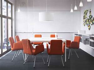Ikea Design Your Own Desk A Meeting Room With A White Conference Table And Chairs