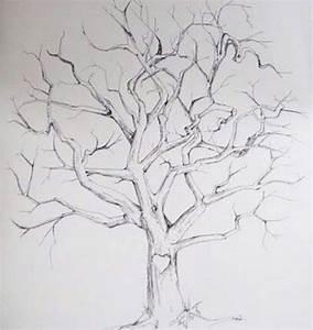 Arbre A Empreinte : arbre empreintes dessin bapteme pinterest ~ Preciouscoupons.com Idées de Décoration