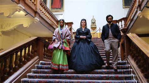 Behind the scenes pictures of 'The Black Prince'- An ...