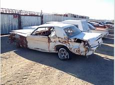 1965 Ford Mustang #65FO9647D Desert Valley Auto Parts