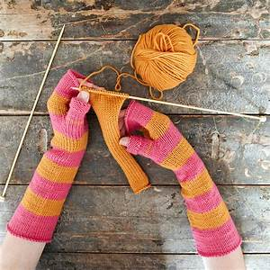 Learn How To Knit  Our Step