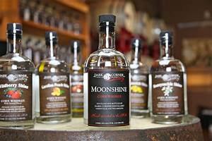 Review: Dark Corner Distillery Moonshine - Drink Spirits