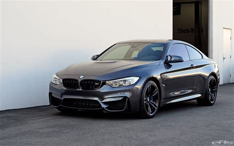 Mineral Gray M4 Gets Some M Performance Goodies