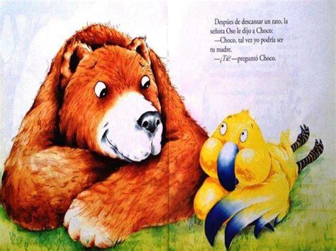 Choco encuentra una mamá Dibujos para niños Conectores