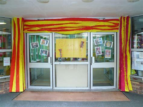 cadre chambre fille fabriquer un decor de cirque visuel 1