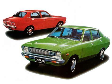 1973 Datsun B210 by Datsun Sedan B210 1973 1977 Datsun Sedan B210