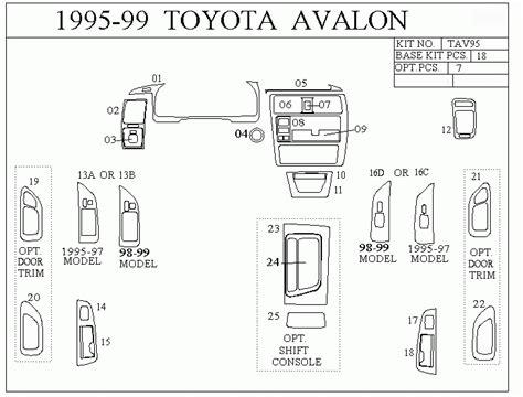 1998 Toyotum Avalon Wiring Diagram by 99 Corolla Engine Fuse Box Diagram Downloaddescargar