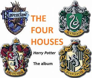 The Four Houses Wrock Band Harry Potter Wiki