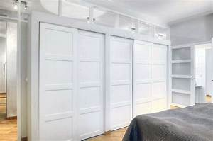 apartment closet ideas white folding door grey blanket With apartment closet doors