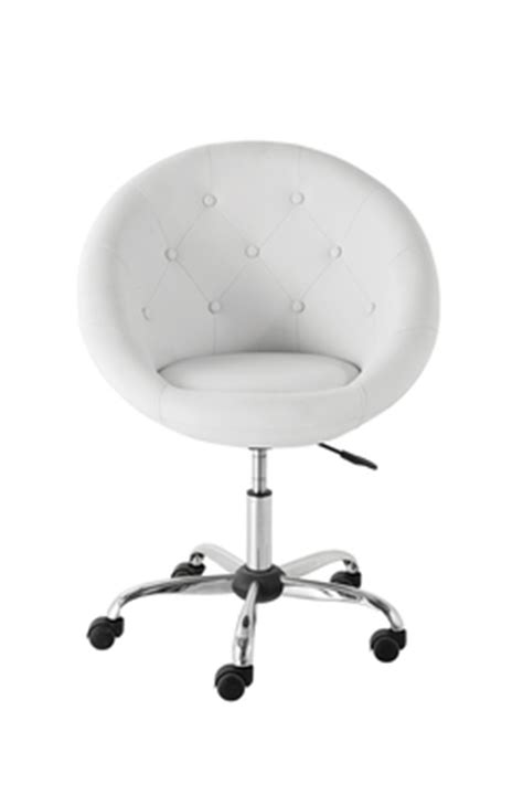 chaise de bureau blanche chaise blanche de bureau chaise baroque lepolyglotte