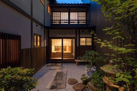 machiya residence inn holiday rental houses  kyoto