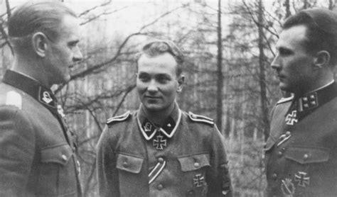 three estonian ss comrades 20 estonian ss division