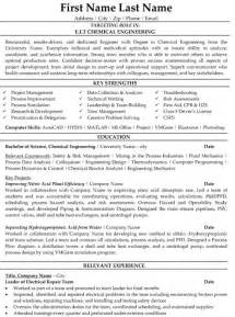 resume exles for college students seeking internships for high sle resume for chemical engineering student