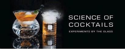 Cocktails Science Exploratorium Glass