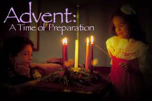 advent a time of preparation