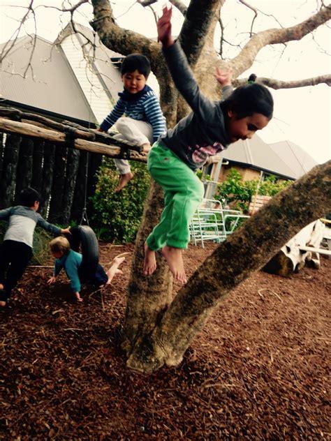 Mairtown Kindergarten: Risky play - children love it and ...