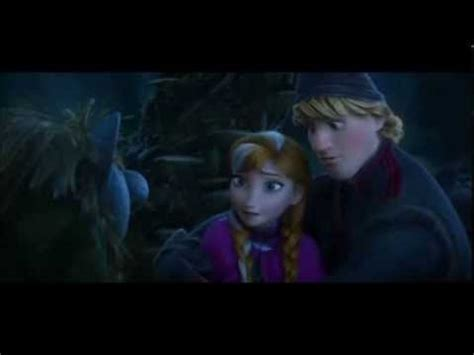 frozen anna  hurt  elsas powers hd youtube