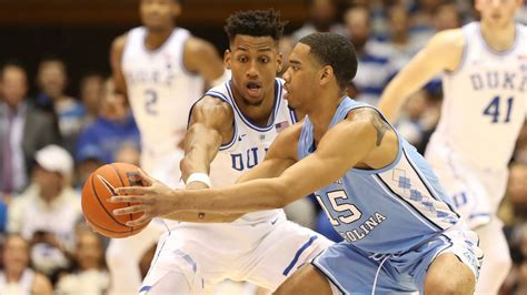 duke  unc game   tv