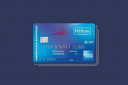 Hilton Honors Express Card American
