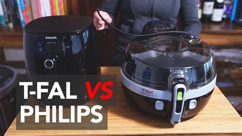actifry philips airfryer fal comparison