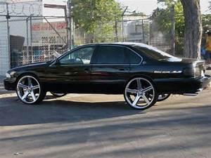 96 Impala Ss On 26s