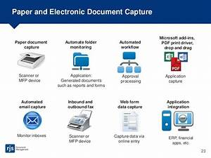 8 reasons you need an electronic document management system for Document management system types