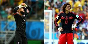 Twitter Reacts: Howard and Ochoa omitted from World Cup ...
