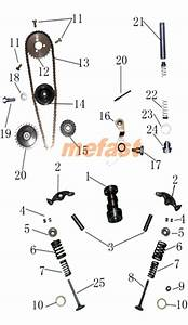 110cc Parts Diagram Top End