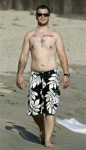 Jack Osbourne Celebrity Tattoos