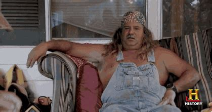 swamp people bruce gifs find share  giphy