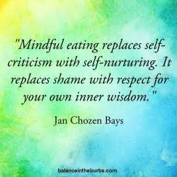Mindful Eating Quotes