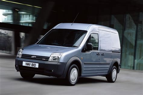 Ford Transit Connect Van Review (2002-2013)