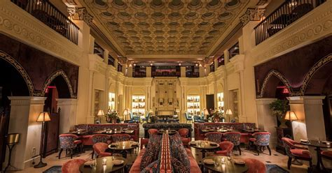 Downtown La's Swanky Nomad Hotel Is Luxurious And Hip