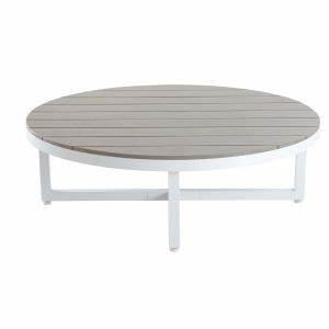 Table Basse Ronde Maison Du Monde : table basse ronde en aluminium et composite maisons du monde ~ Teatrodelosmanantiales.com Idées de Décoration