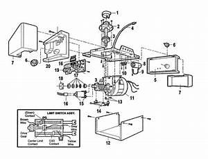Liftmaster Garage Door Opener Model 1265lm Parts