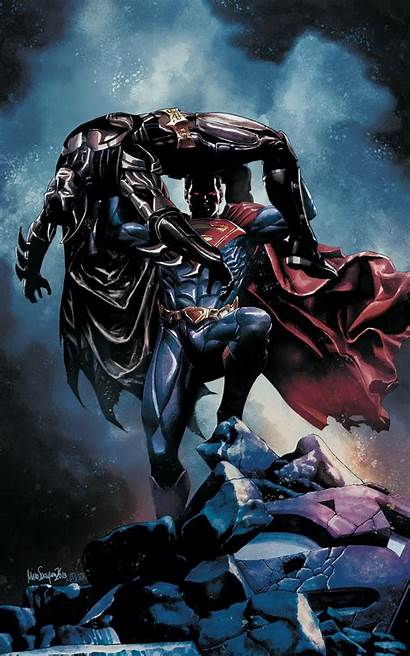 Injustice Superman Among Gods Comic Wallpapers Batman