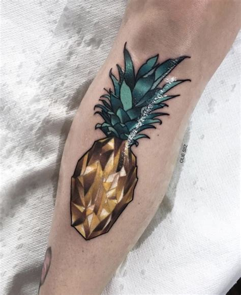 pineapple tattoo tumblr