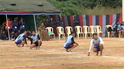 ncc national games kho kho    youtube