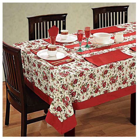 Oval Dining Table Cloth Dining Table And Alarm Clock