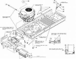 Mtd 17arcbdq099  247 204100   Zs6700   2016  Parts Diagram
