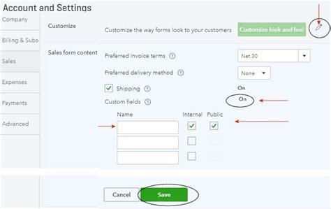 customizing quickbooks  invoice templates qbalancecom