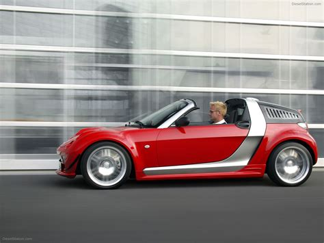 Smart Car Coupe smart roadster coupe car wallpapers 008 of 23